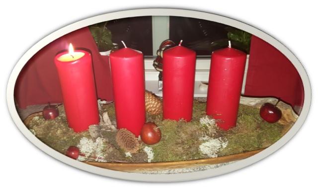 Fridfull 1:a advent!